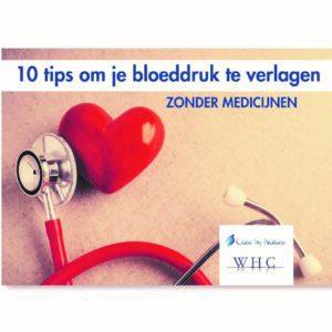 Te hoge bloeddruk verlagen Care by Nature