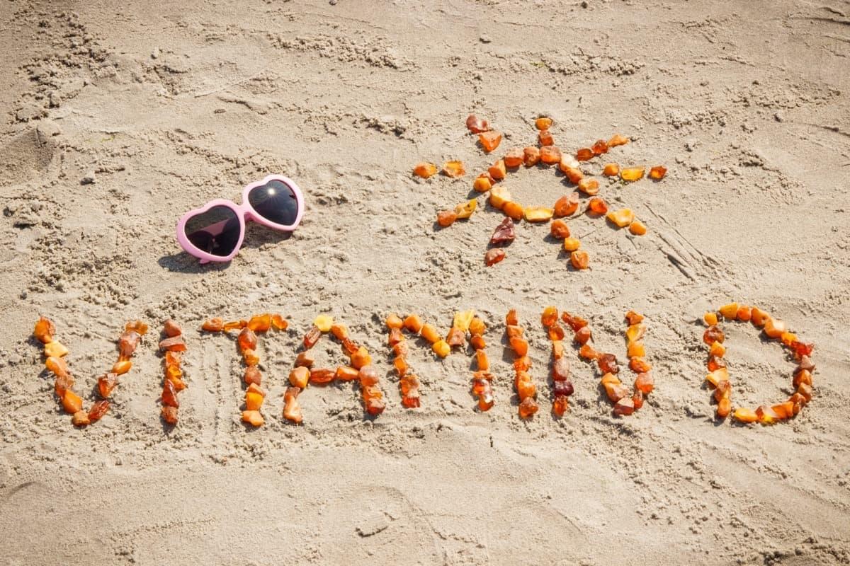 Zon, zee en Vitamine D UnoCardio1000 Care by Nature